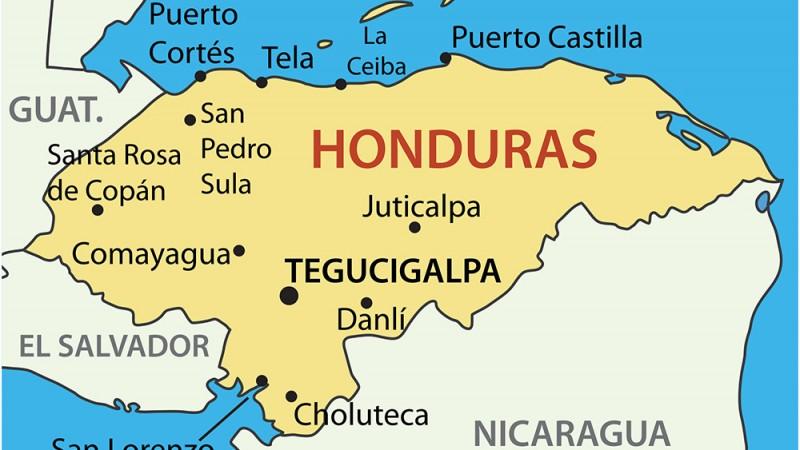 Honduras---pavalena