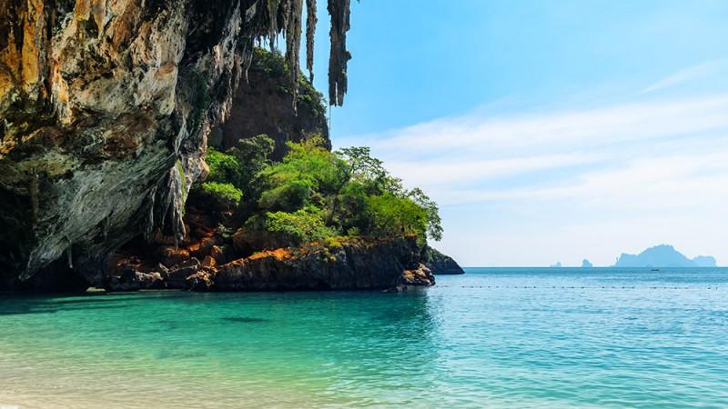 Phra-Nang-Beach,-Thailand