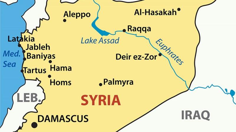 Syria---pavalena