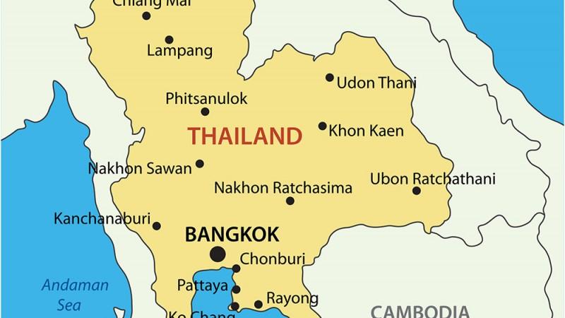 Thailand---pavalena