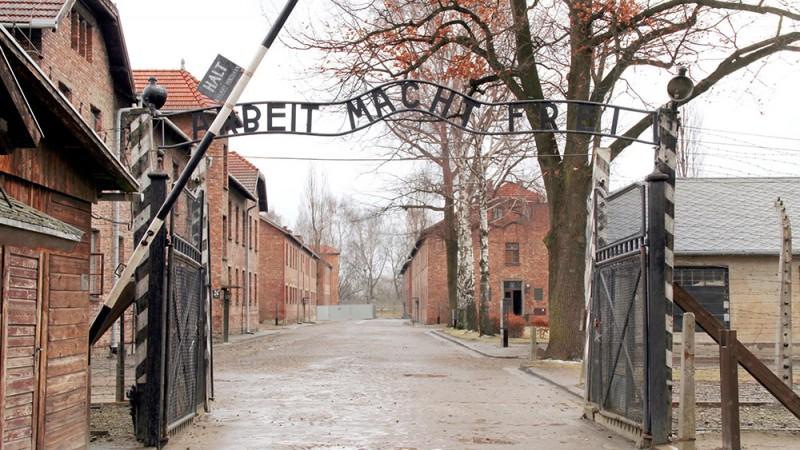 Auschwitz-Birkenau---Poland