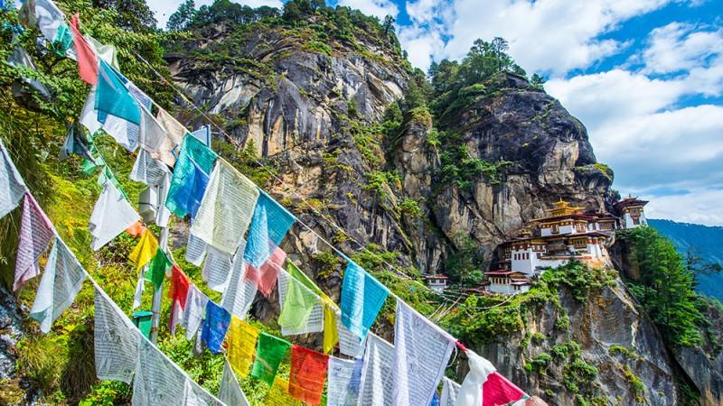 Bhutan,-South-Asia
