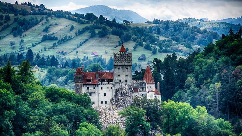 Bran-Castle---Transylvania