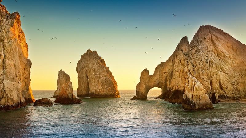 Cabo-San-Lucas,-Mexico