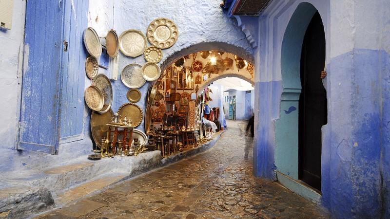 Chefchaouen,-Morocco