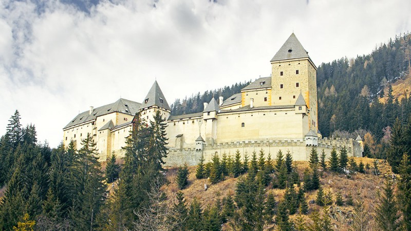Moosham-Castle---Austria