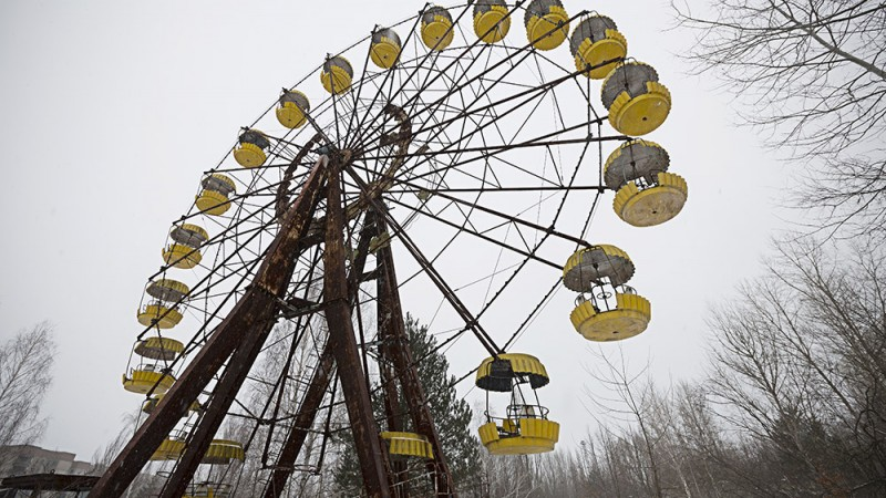 Pripyat,-Ukraine