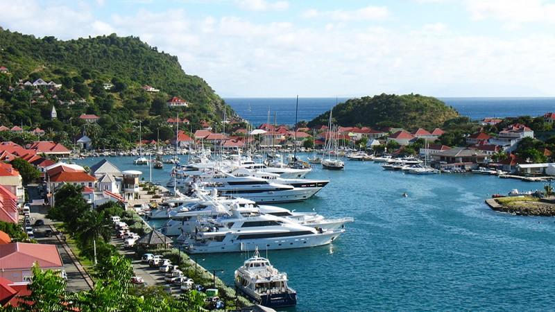 Saint-Barthelemy,-Caribbean