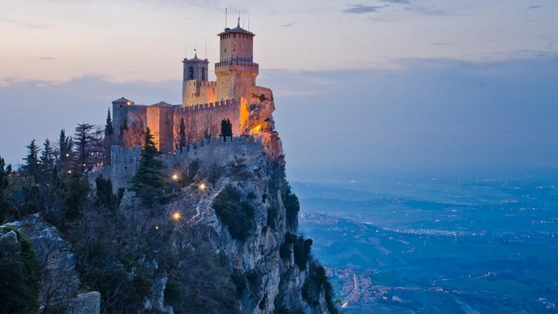 San-Marino,-Europe