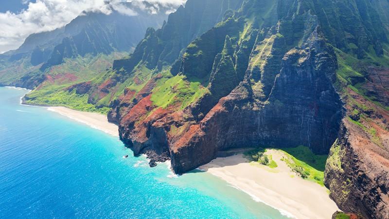Jurassic-Park---Kauai,-Hawaii