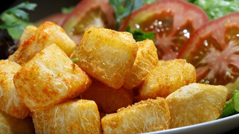 Yucca-Fries