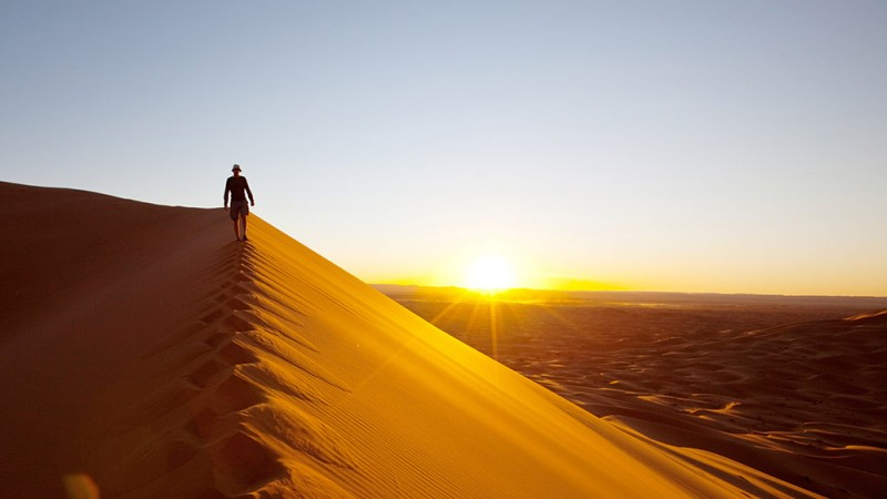 Hike-the-Sahara-Desert