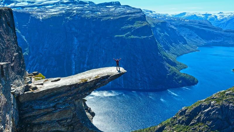 Trolltunga-Norway