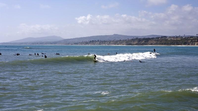 Doheny-Beach-California