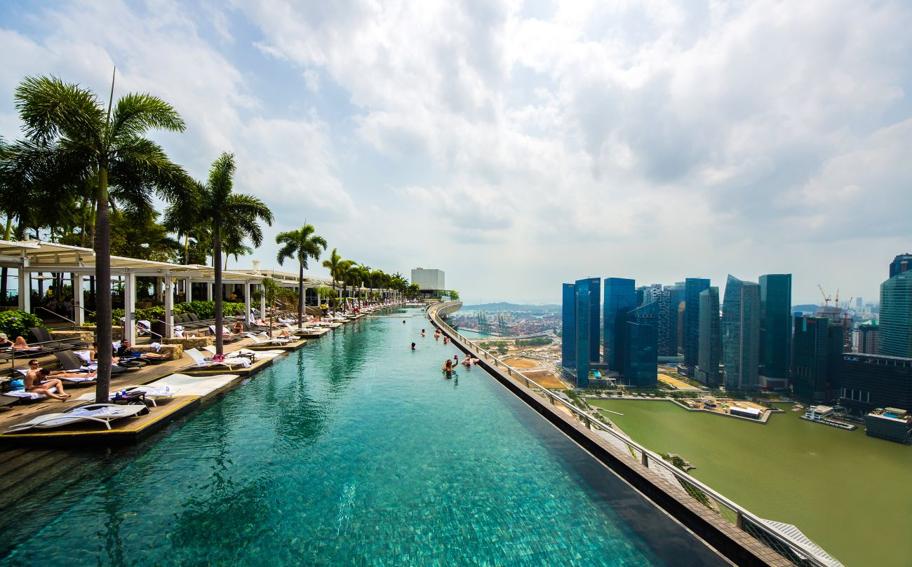 Extravagant Hotel Pools You Need To See Travelversed